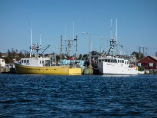 eastern passage boats