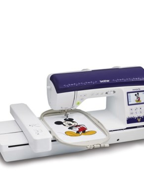 BROTHER NQ3500D - DISNEY SEWING & EMBROIDERY - DEMO - FLOOR MODEL