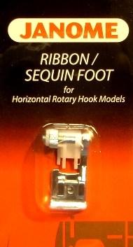 JANOME RIBBON/SEQUIN FOOT PART NO.200332000