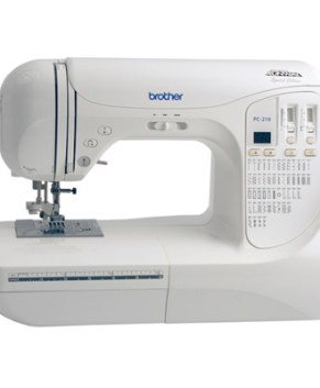 Brother Computerized Sewing Machine - 50 Built in stitches