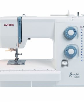 JANOME SEWIST  525S - Heavy Duty School Model