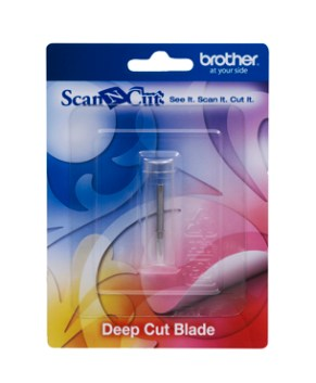 BROTHER SCAN AND CUT - DEEP CUT BLADE -CABLDF1