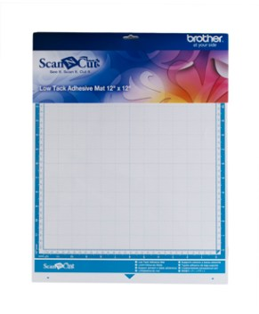 BROTHER SCAN AND CUT - Low Tack Adhesive Mat 12