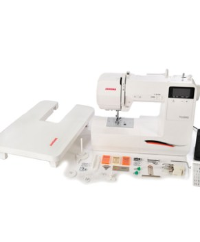 JANOME TS100Q - Sewing and Quilting Model - OPEN BOX -