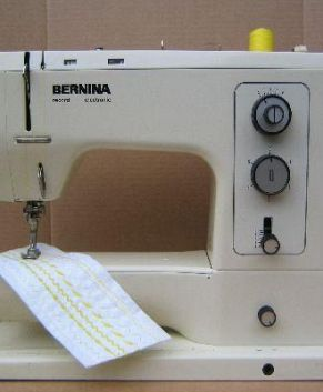 Bernina Record 830 Sewing Machine ( Rare )