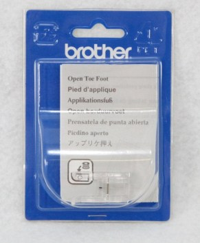Brother SA147 7mm Open Toe Foot