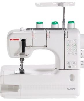 JANOME 900CPX - 2 NEEDLE COVERSTITCH MACHINE