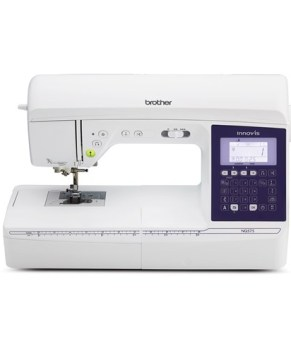 BROTHER NQ575 Sewing and Quilting model - 8.25