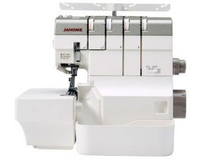JANOME AIR THREADING SERGER 2000D - Pre-Order Now - Call 1-866-477-8052 for price.