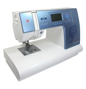 SINGER 9980 QUANTUM - SEWING AND QUILTING MODEL - Demo Floor model.