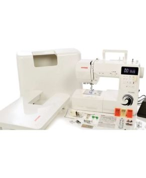 Janome TS200Q Quilting Sewing Machine with 376 Stitches - Open box