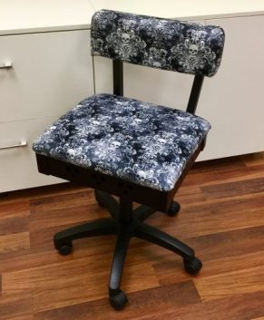 Arrow Cabinets - WICKED COSPLAY HYDRAULIC SEWING CHAIR