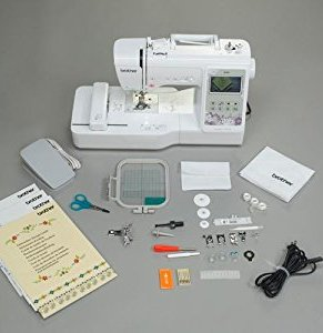 BROTHER SE600 SEWING AND EMBROIDERY WITH USB