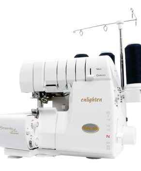 Babylock Enlighten - Overlock Serger - Jet air threading - Call for lowest price in Canada