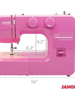 JANOME PINK SORBET - Model 311 Sewing machine - OPEN BOX