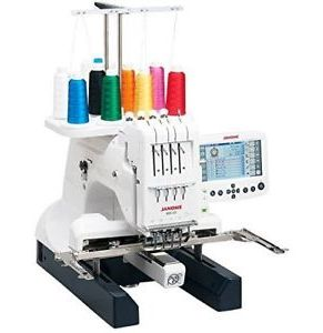 JANOME MB4-S - 4 Needle Embroidery Machine