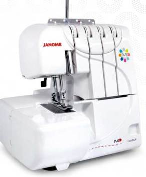JANOME FOUR DLM SERGER - OPEN BOX