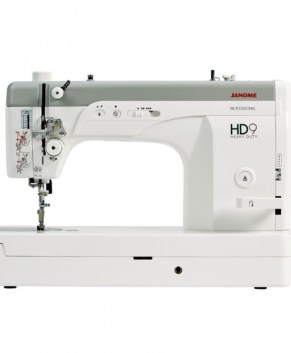 JANOME HD9 (v2) - High Speed Heavy Duty -