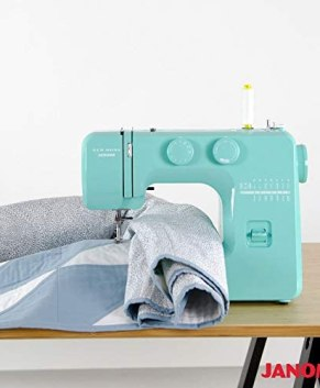 JANOME ARCTIC CRYSTAL -PRE ORDER DEC ARRIVAL -  Model 311 Sewing Machine