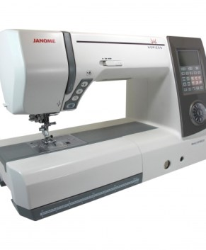 JANOME MC8900QCP - USED - 1 YEAR FULL WARRANTY