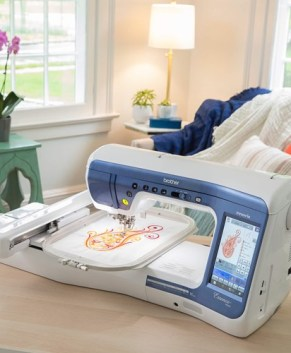 Brother VM5200 Essence Sewing, Quilting & Embroidery Machine