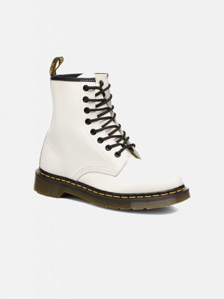 dr martens blanches