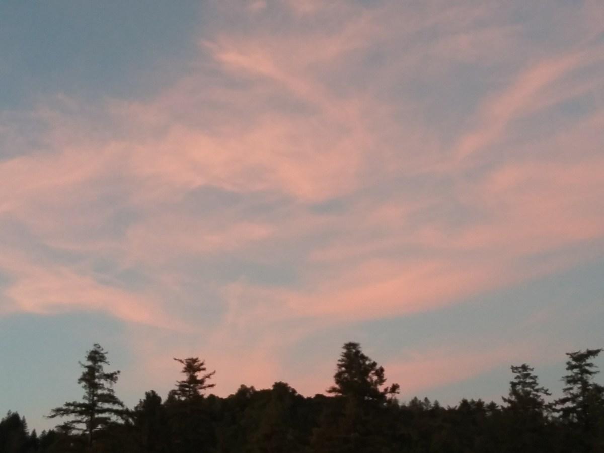 Novasutras Events page image - Bean Creek sunset