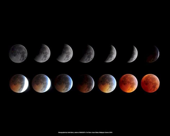 Total Lunar Eclipse Jan 2019