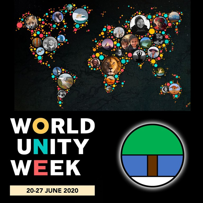 Solstice and World Unity Week June 20th-27th