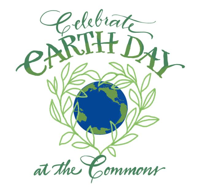 Celebrate Earth Day at the Commons