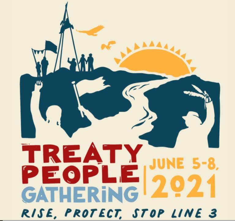 Rising Up to Protect the Water, the Land and the Climate