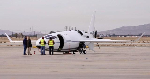 Необычный самолет сразу вызвал интерес пользователей авиационных форумов.  / Фото: thedrive.com