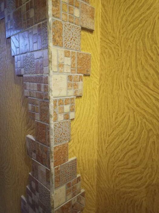 Так теперь выглядит угол между кухней и коридором.  |  Фото: postila.ru.