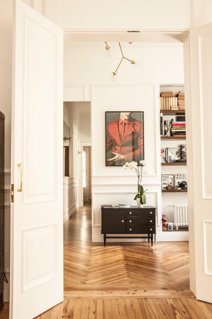 6.hall y pasillo desde salón