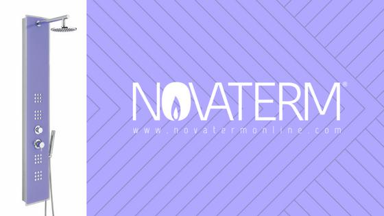 Come risparmiare acqua in casa con una doccia Novaterm