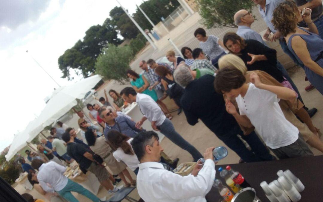 Factor celebra su jornada de puertas abiertas con Novaterra Catering