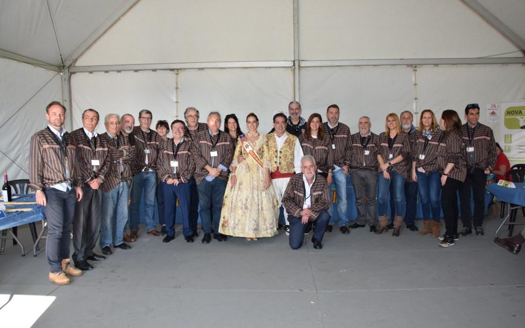 Novaterra Catering en el 28º Concurso Mundial de Paellas del Puerto de Valencia