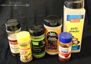 What I Keep Stocked in my Kitchen & Why! - NovaturientSoul.com