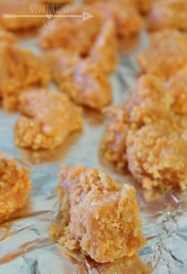 Crispy Buffalo Chicken Bites - A healthy alternative to chicken wings - NovaturientSoul.com