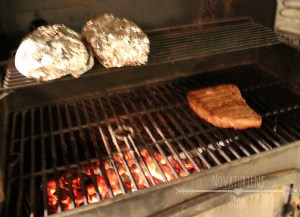 Try out a london broil on the grill today! - NovaturientSoul.com