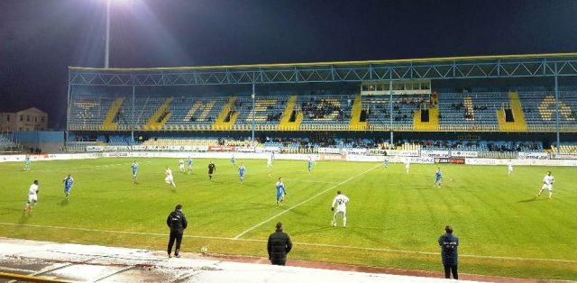 gAZ mETAN VS FCSB