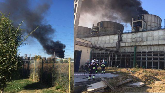 Lángolt az Azomureș