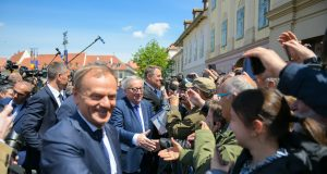 donald tusk summit sibiu