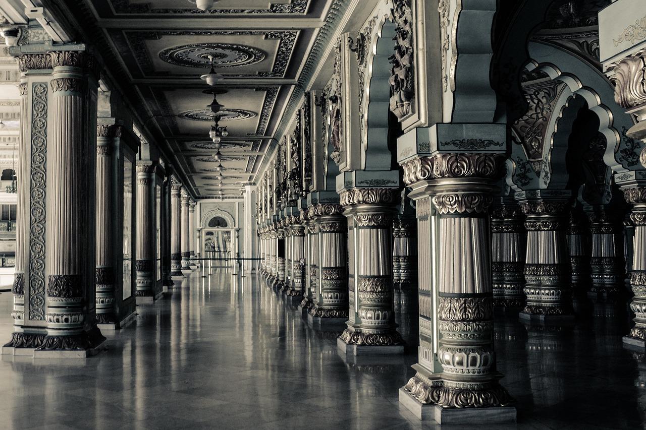 antike Halle