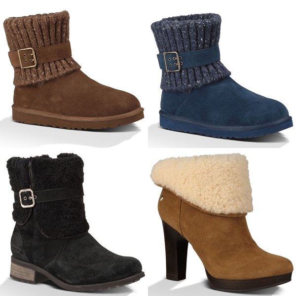 UGG-Australia-Ankle-Boots-Collection