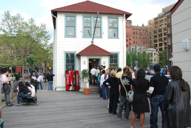 A_long_line_at_the_Brooklyn_Ice_Cream_Factory