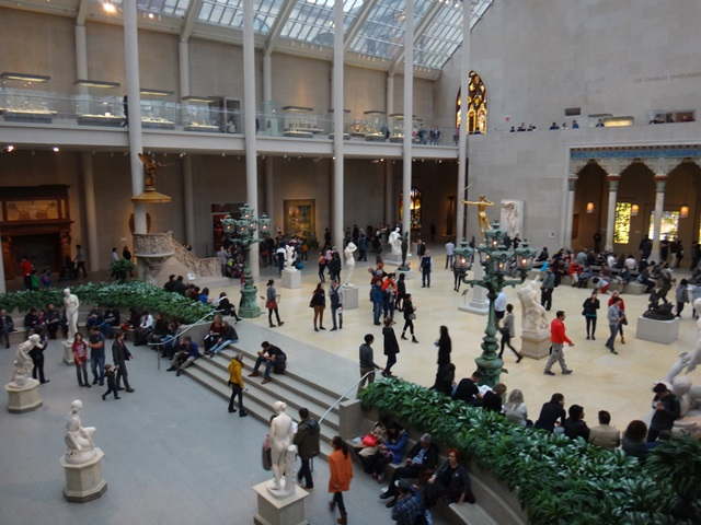 MET - Metropolitan Museum of Art