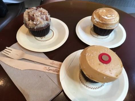 Os cupcakes da Sprinkles são pedidas certas entre as sobremesas em Nova York
