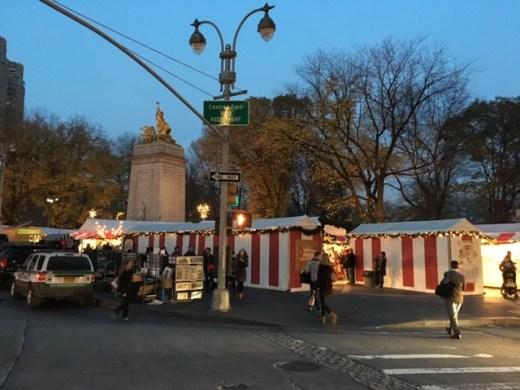 Feira de Natal do Central Park