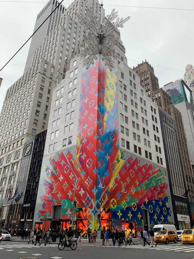 Decoração de Natal em Nova York